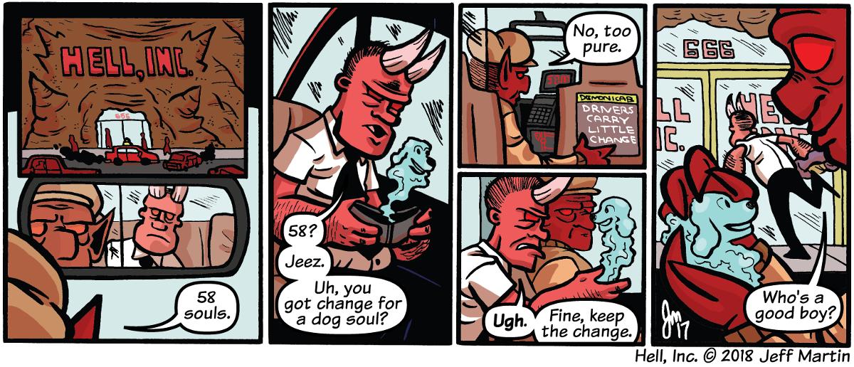 Doug Souls are the Best Souls